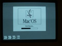 The startup of MacOS 7.5.3.